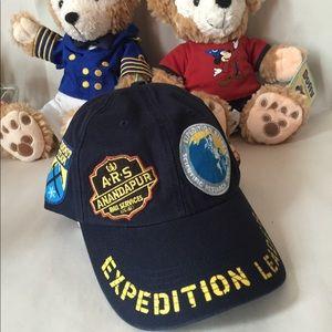 Disney Animal Kingdom Expedition Everest Hat